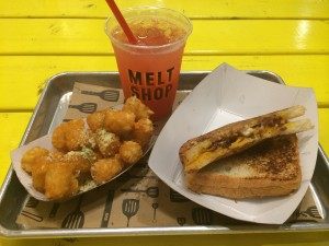Shop tots, strawberry lemonade and a maple bacon